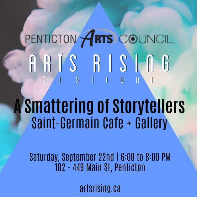 Arts Rising A Smattering of Storytellers