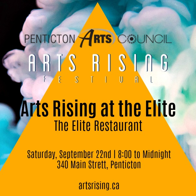 Arts Rising at the Elite