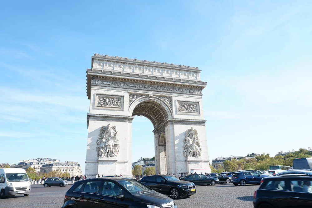 Arc De Triomphe -