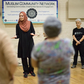 Community Organizations -
