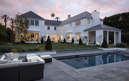 706 N HILLCREST RD | BEVERLY HILLS