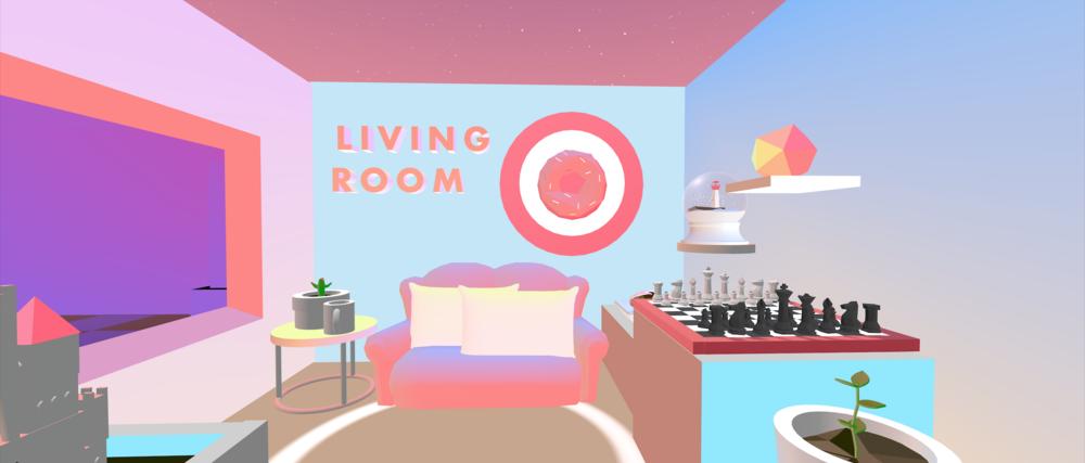 IRIS QU - LIVING ROOM