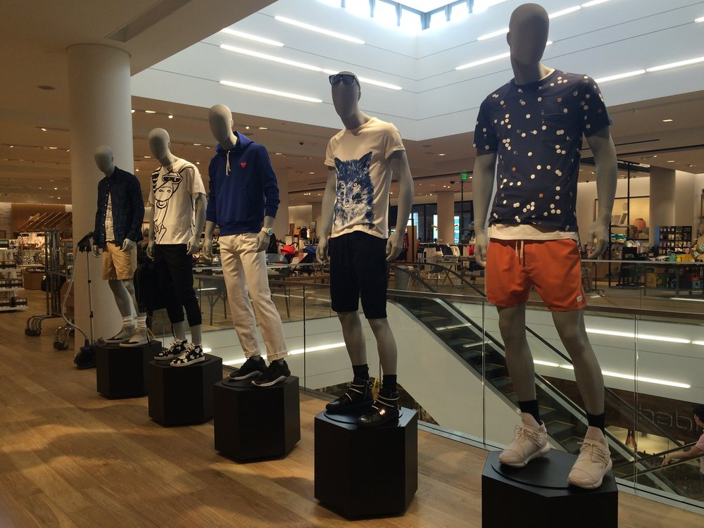 Nordstrom Ala Moana (Honolulu HI) - Men's Common Area