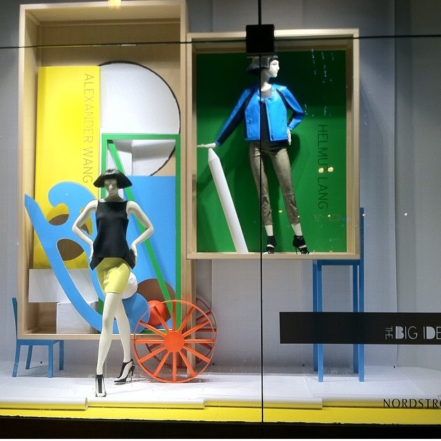 Nordstrom San Francisco Centre - Window