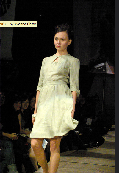Vancouver Fashion Week October 2008