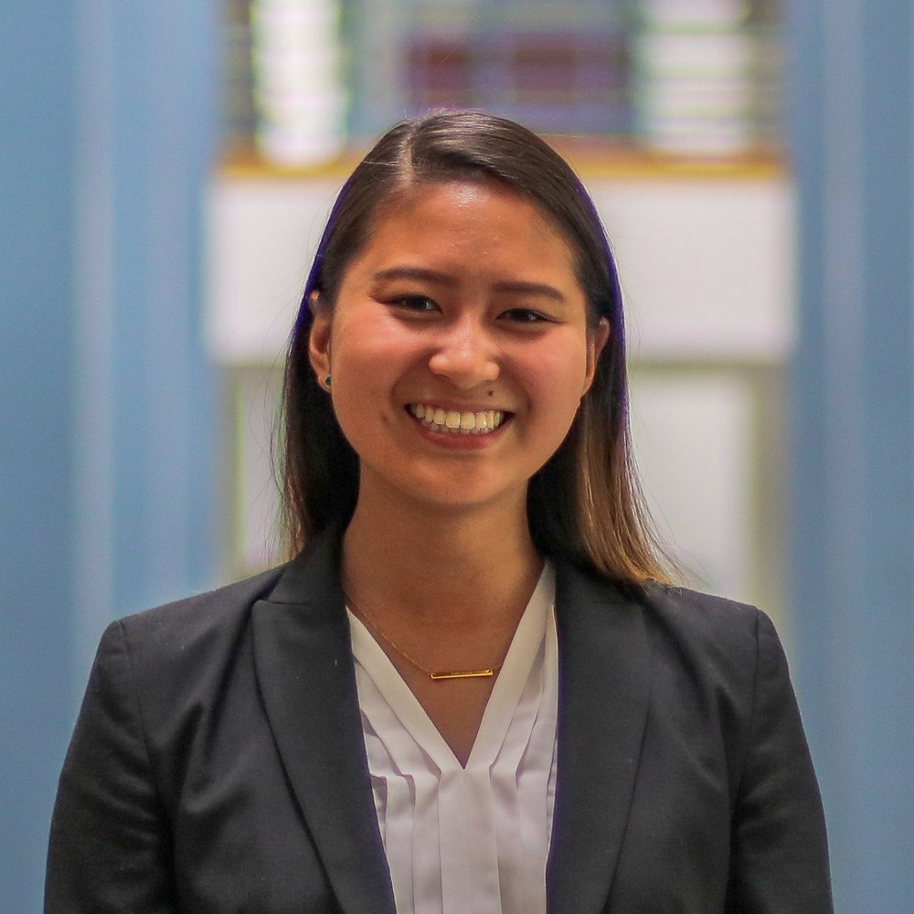 JACY YANG    Industrial Systems Engineering & Finance, IBE 2020