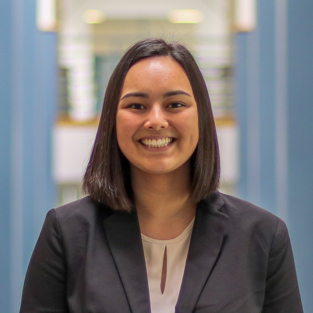 SIOBHAN MARIQUIT    Industrial Systems Engineering & Finance, IBE 2020
