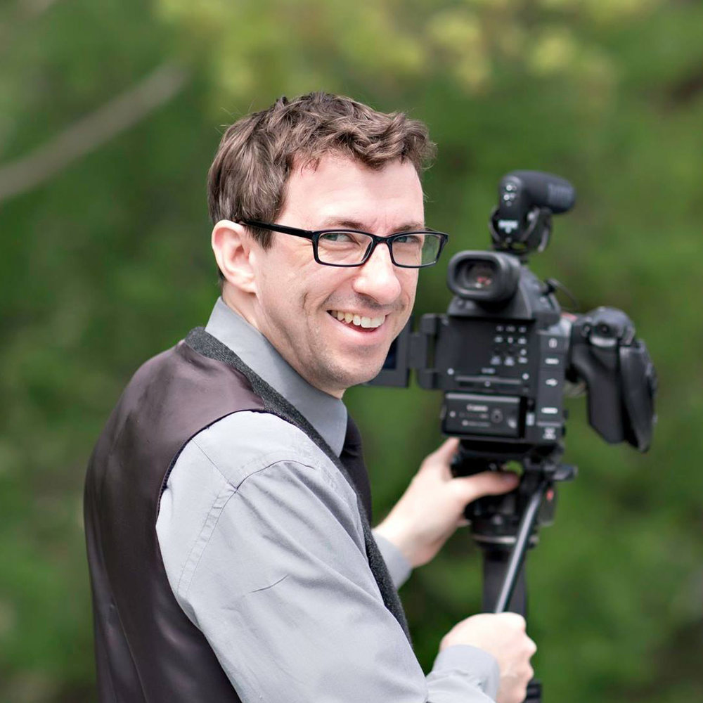 Sean, owner of Harborview Studios