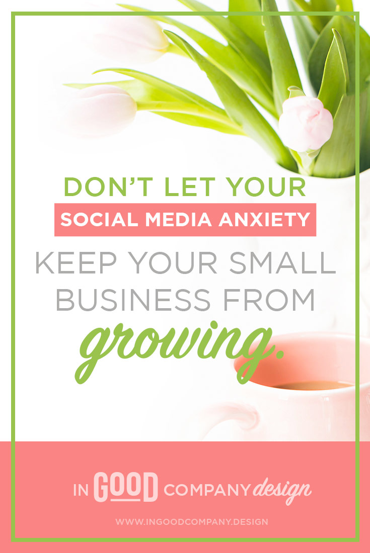 don't let your fear of social media keep your small business form growing