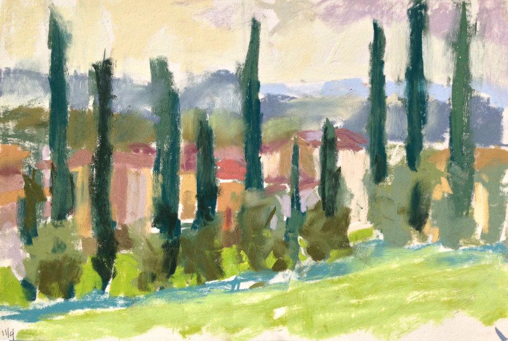 Tuscany, November 4