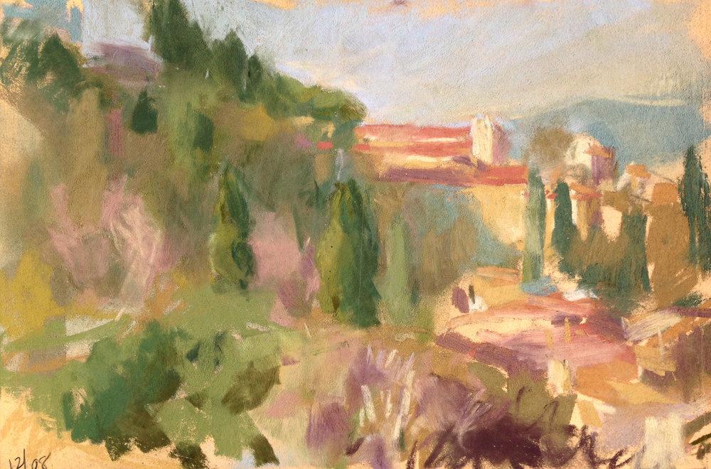 Tuscany, December 8