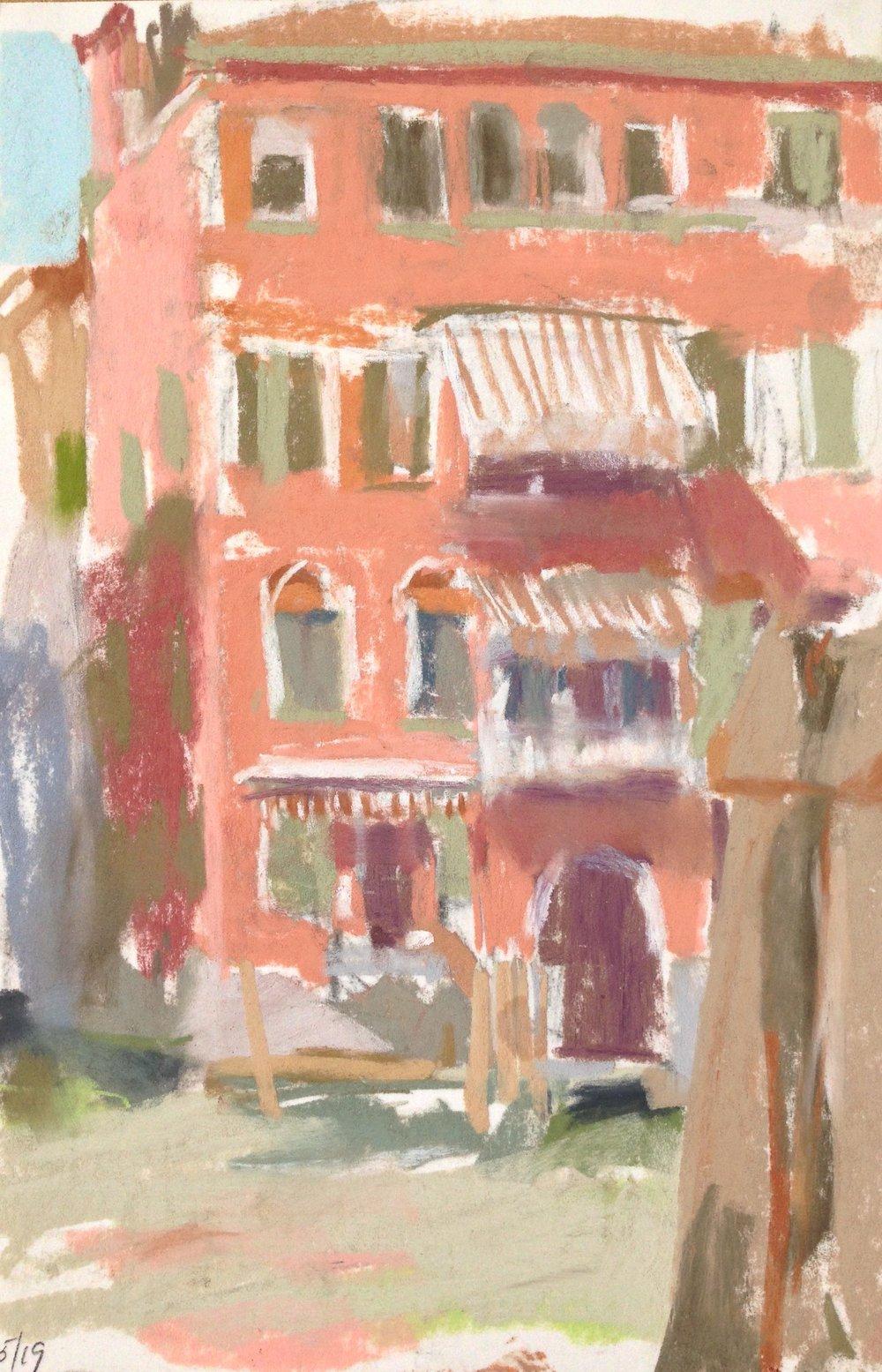 Venice, May 19