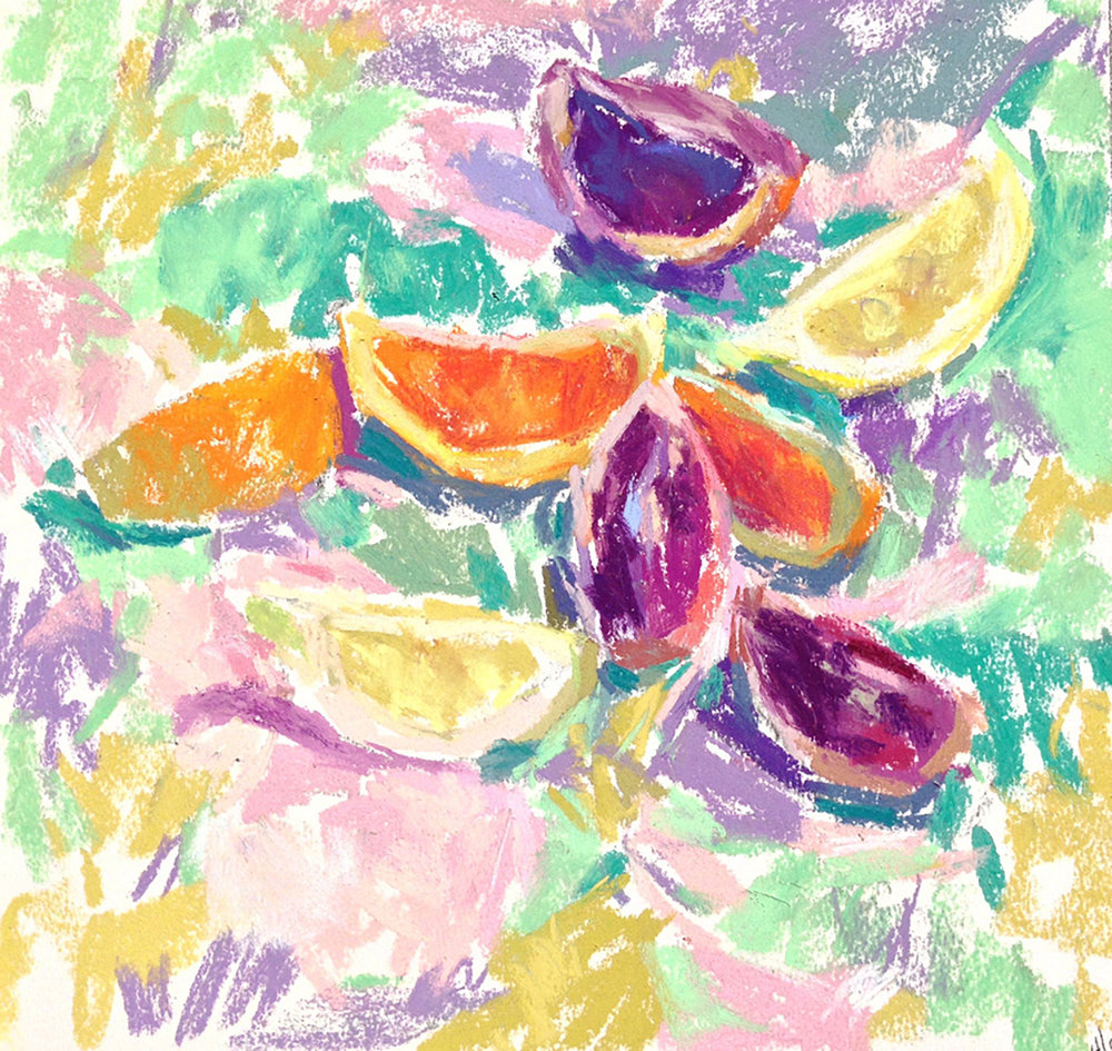 Citrus Series, April 8