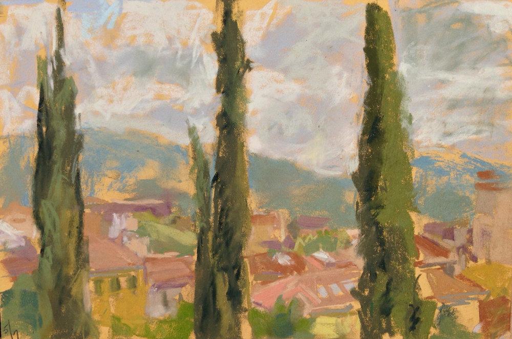 Tuscany, May 7