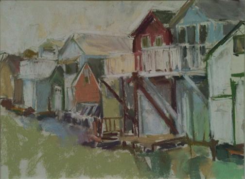 Canadaigua Boathouses