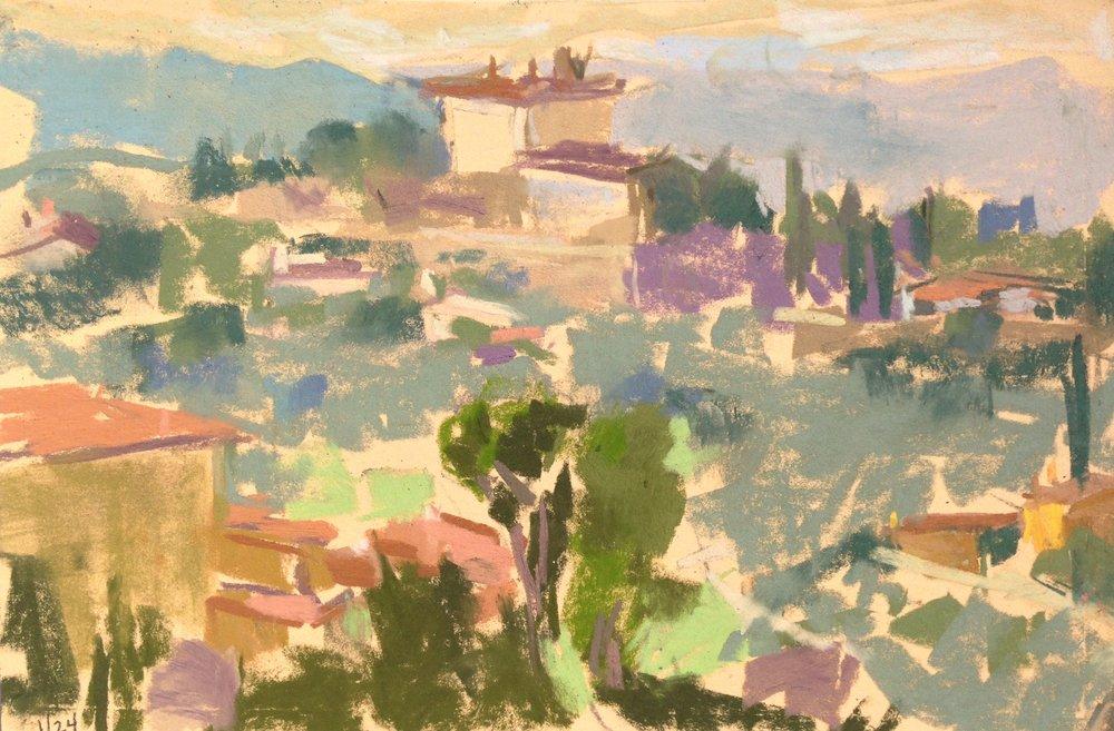 Tuscany, Jan 24