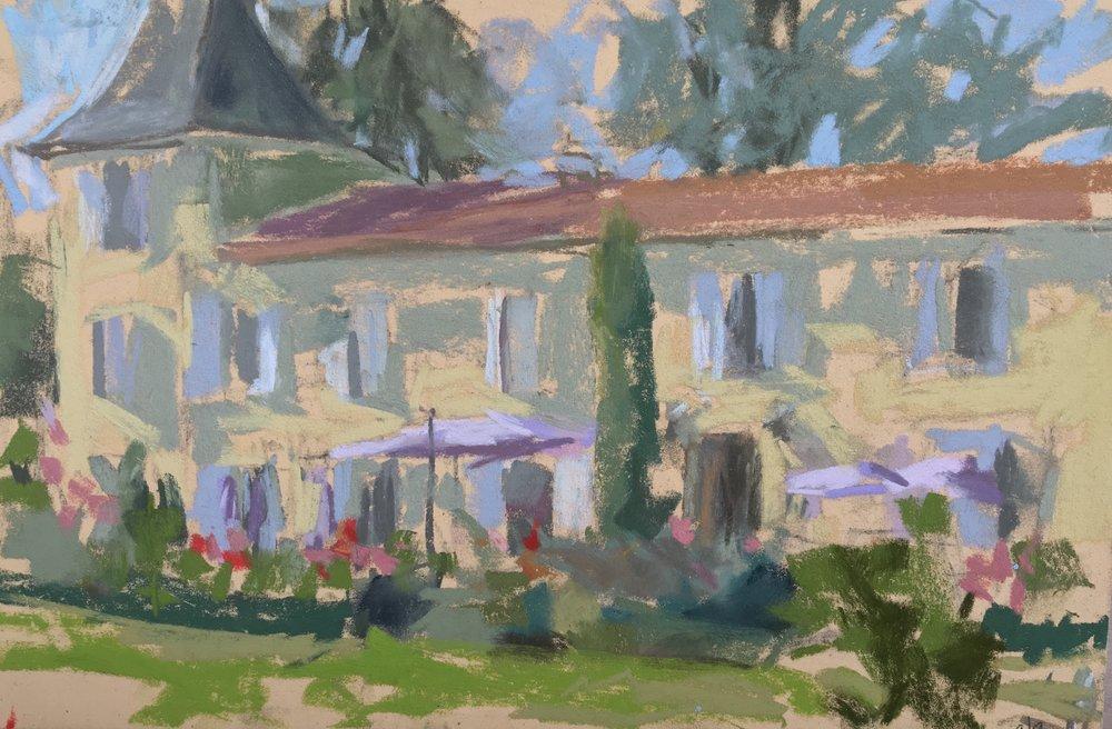Gascony Chateau