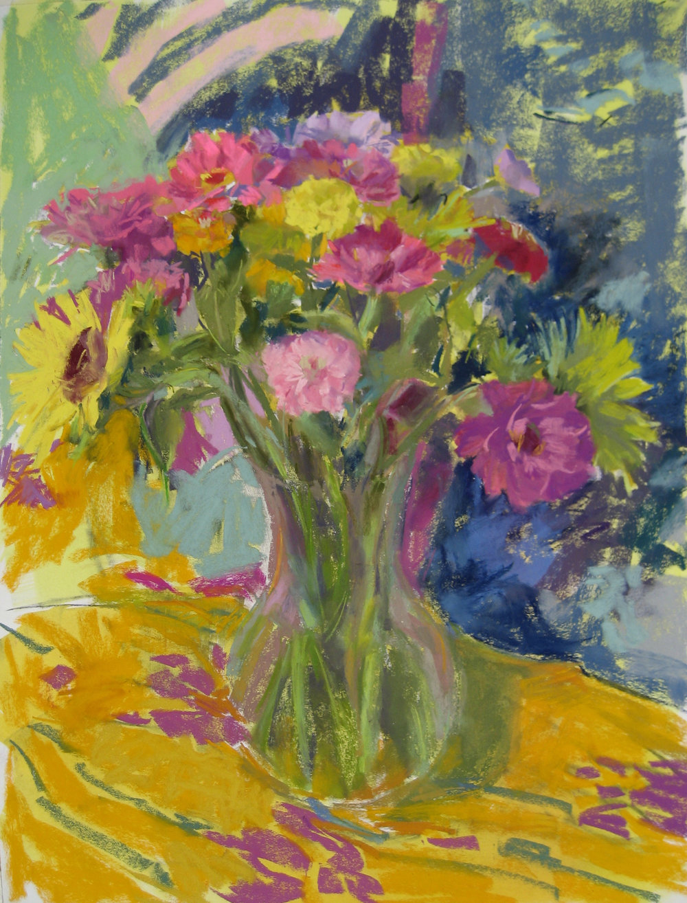 End of Summer Bouquet