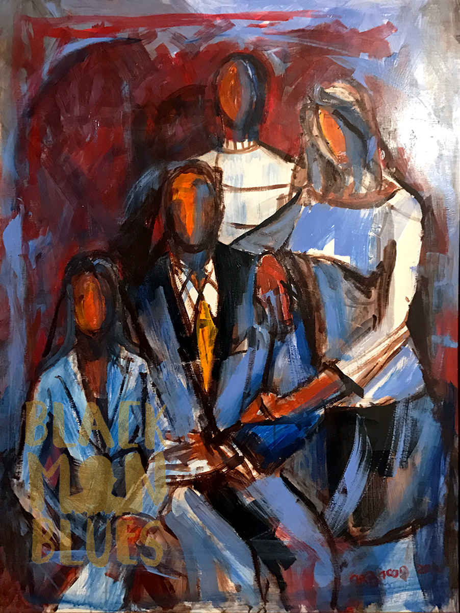 THE FAMILY by Art Bacon