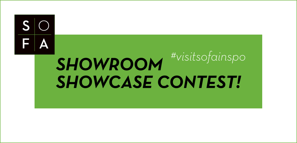 Sofa Showcase Contest Header