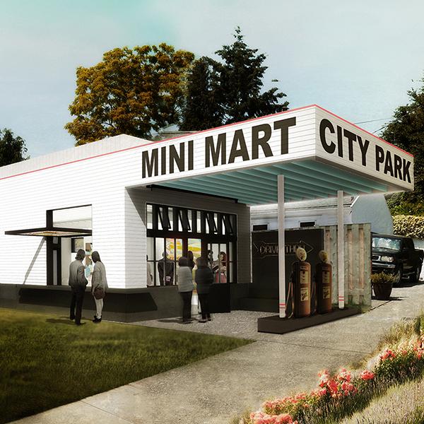 Mini Mart City Park