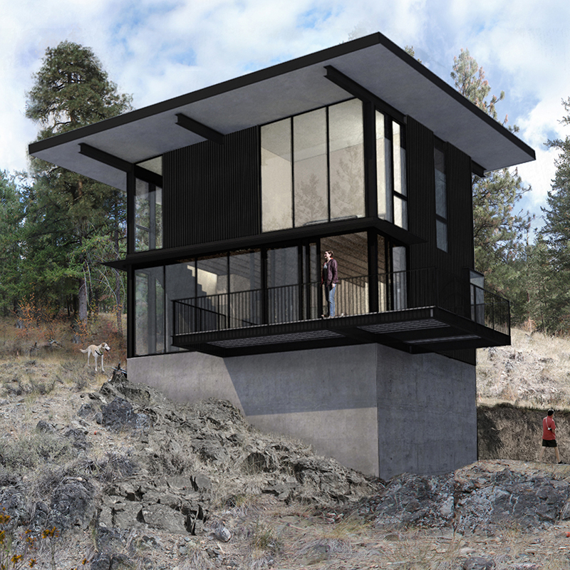 Arrowleaf Cabin