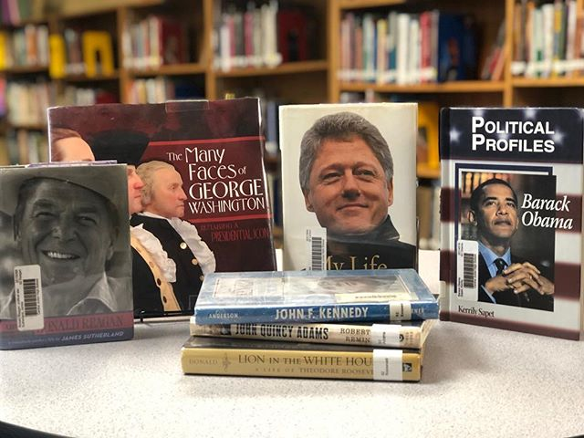 """Every expert was once a beginner."" Rutherford B. Hayes.... It's PRESIDENT'S DAY! 🇺🇸 Swing by and check out a book about one of our former presidents. 🇺🇸"