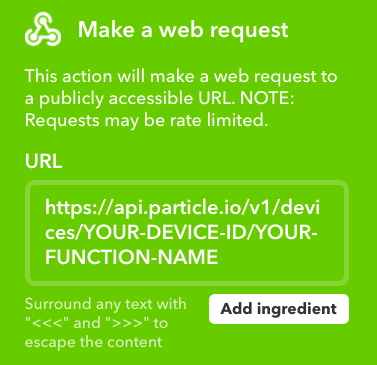 You can get your device ID from the devices drawer in Particle Build.