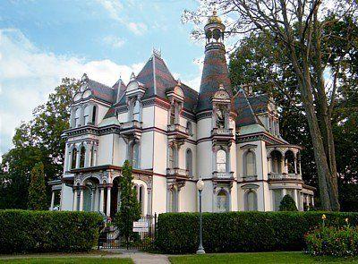 The Batcheller Mansion Inn