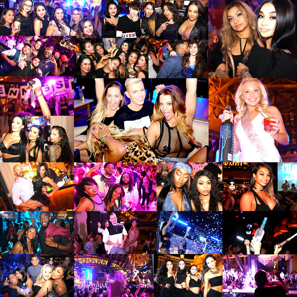 Las Vegas Nightclub / Nightlife and Event Photography - Private Events, Performance Nights, DJ Headliners