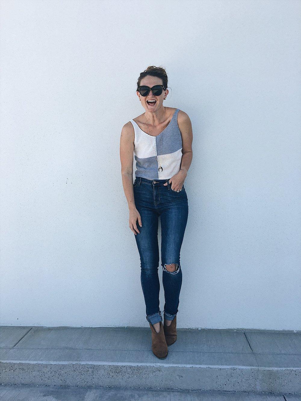 hey jode | fashion blog | shein | knits & sweaters