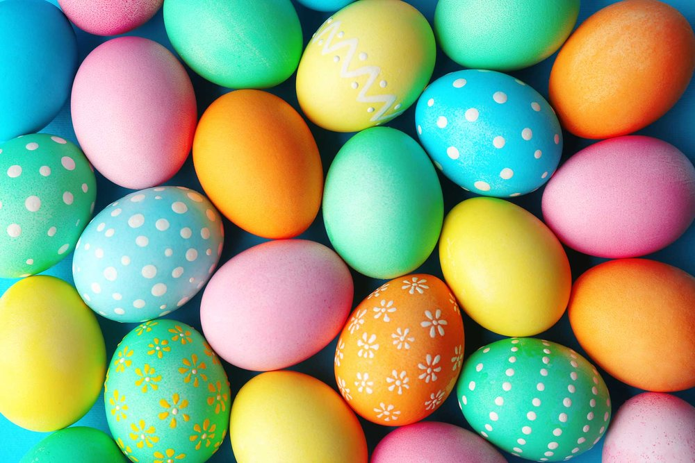 EASTER EGG HUNT EXTRAVAGANZA    The Scranton Gym will be sectioned off into three different areas for age-appropriate egg hunts - toddlers, preschoolers, and elementary-aged. Children will be given bags to collect the eggs in and be directed on when to begin the hunt!