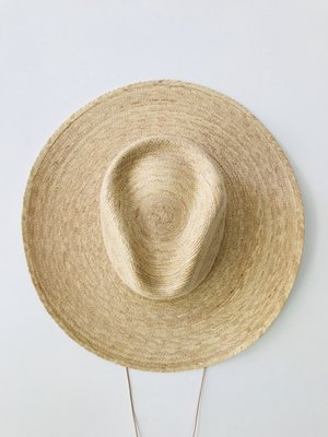 f53c6493 Desert Sun Hat - Golden Mexican Palm ...