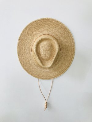 536b604a Desert Sun Hat - Golden Guatemalan Palm — WEST PERRO