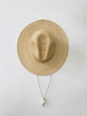 58455fb1 Desert Dome Hat - Golden Guatemalan Palm ...