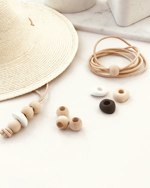 4719f32e Little Desert Dome Hat - Natural Guatemalan Palm. 75.00. Desert Stampede +  Repair Kit ...