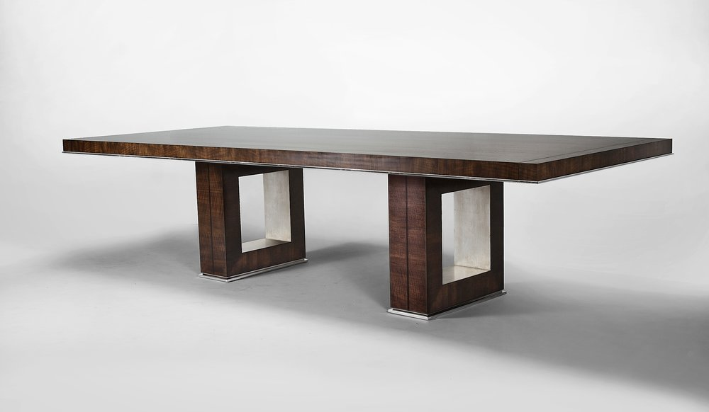 -  albers silvered table