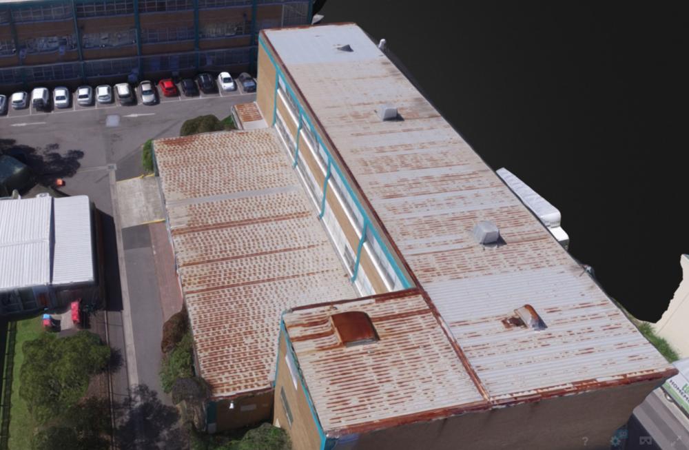 - Building 3D model