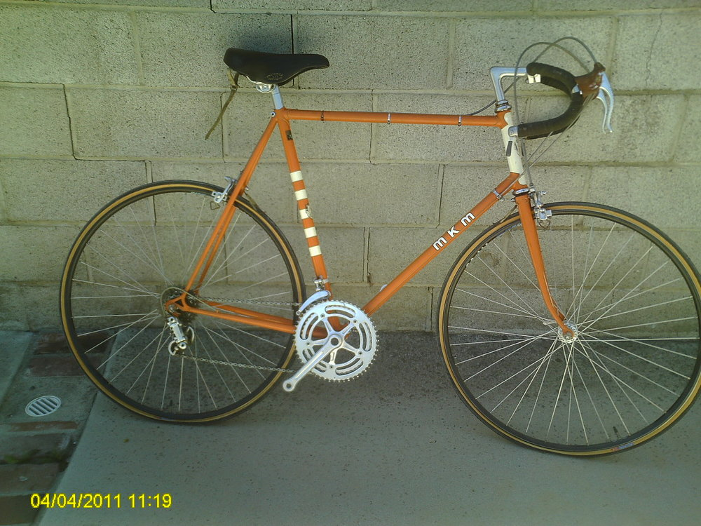 Orange MKM, Frame #2555