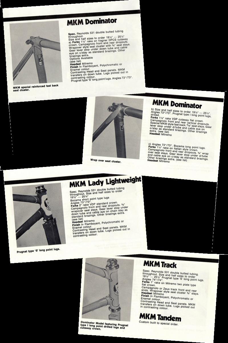 MKM Catalogue Adverts
