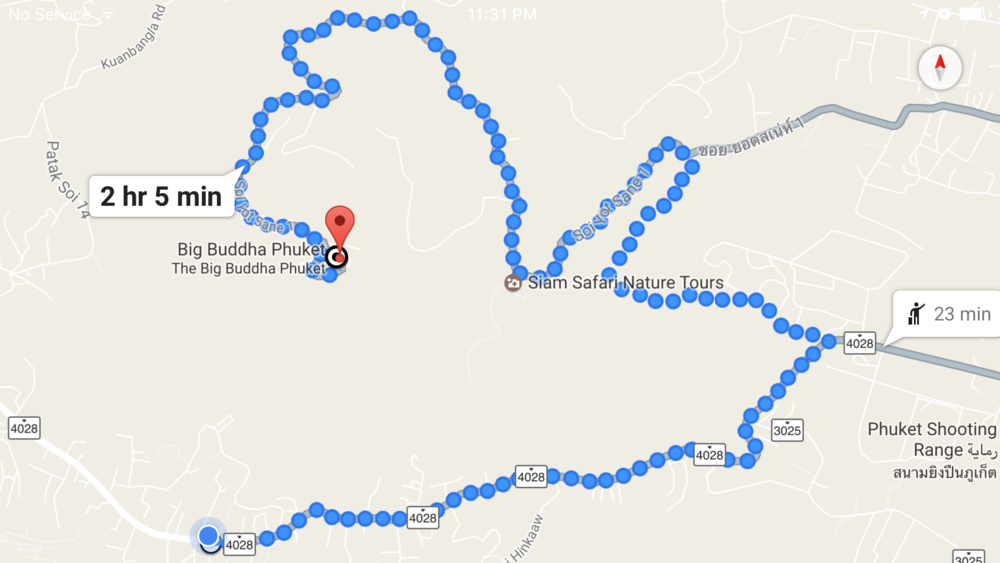 The Route to Big Buddha.PNG