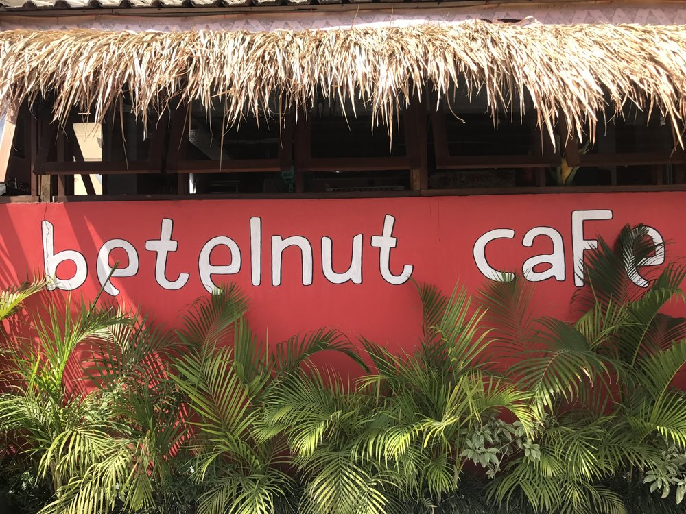 Betelnut Cafe Facade