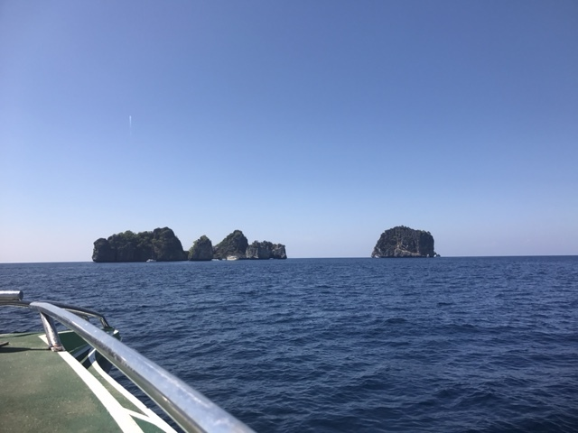 Koh Ha from the speed boat.JPG