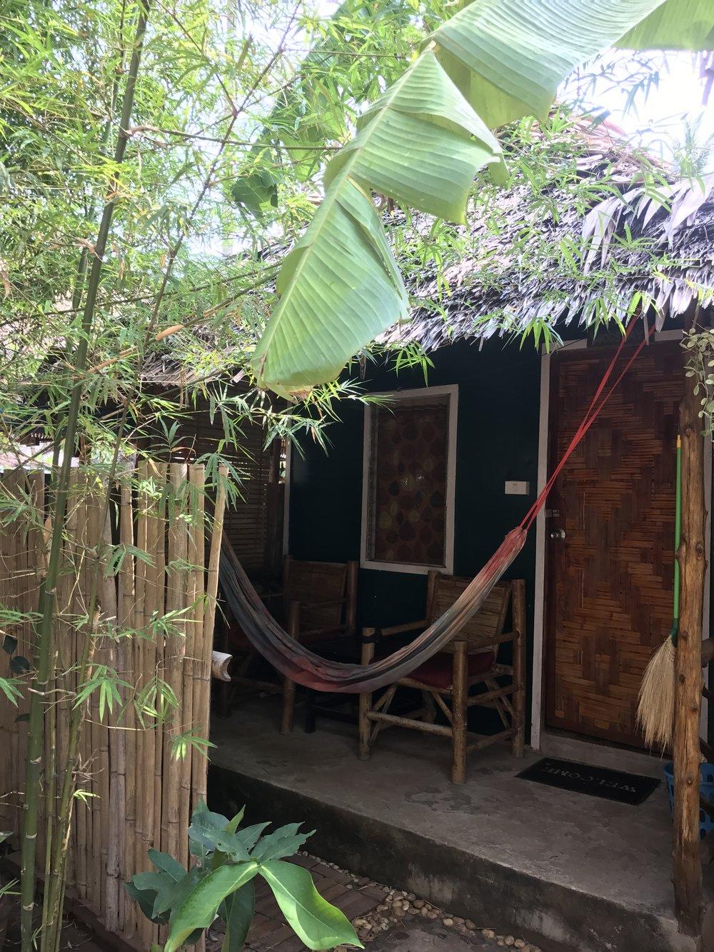 The Hut Lanta.