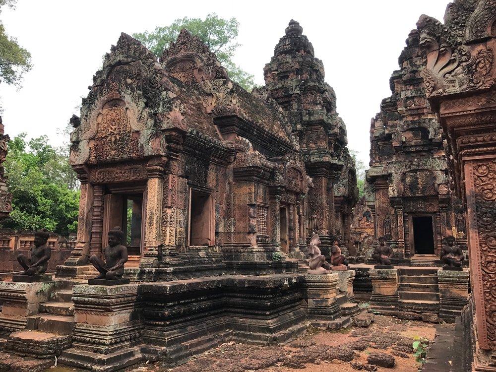 Banteay Srei Cambodia Angkor Wat