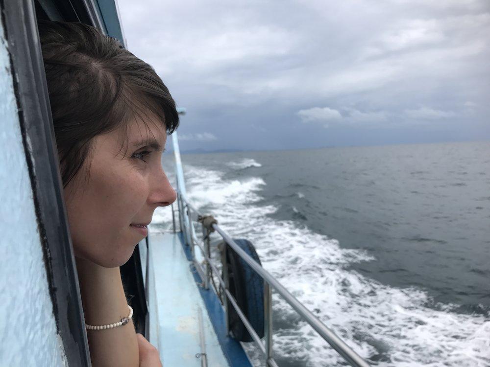 Ko Lanta Boat Thailand