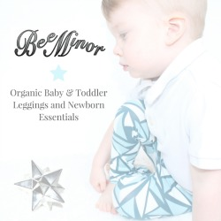 Inspired by fresh look fabrics with clean lines, classic prints and beautiful textures, our products are handmade with love using high quality certified organic fabrics sourced from Nosh Organics in Finland. Bee Minor aims to deliver gorgeous baby/toddler wear and newborn accessories with the reassurance that what you are putting next to your child's skin is as pure as the day they were born.