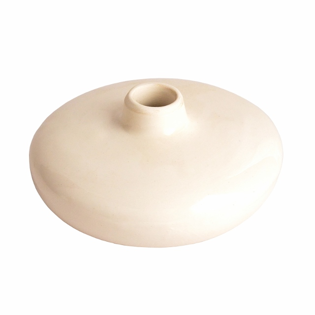 Handmade Ceramic Diffuser Pot White Texture R95.00.jpg