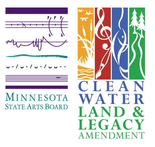 This activity is made possible by the voters of Minnesota through a grant from the Minnesota State Arts Board, thanks to a legislative appropriation from the arts and cultural heritage fund.