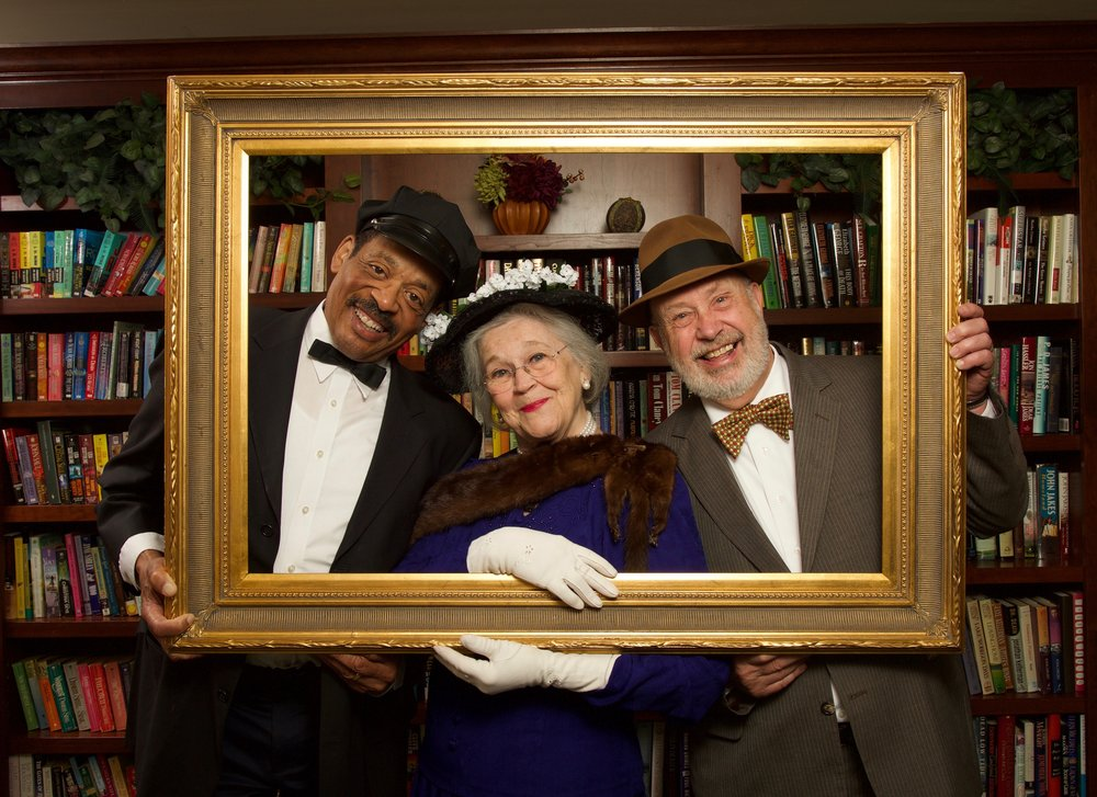 Driving Miss Daisy Good Frame Pic-Photo Credit - Roger Watts Photography.jpg